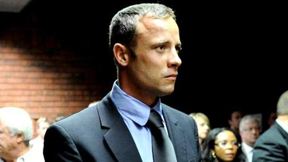 South African Olympic sprinter Oscar Pistorius was hospitalised on Thursday.