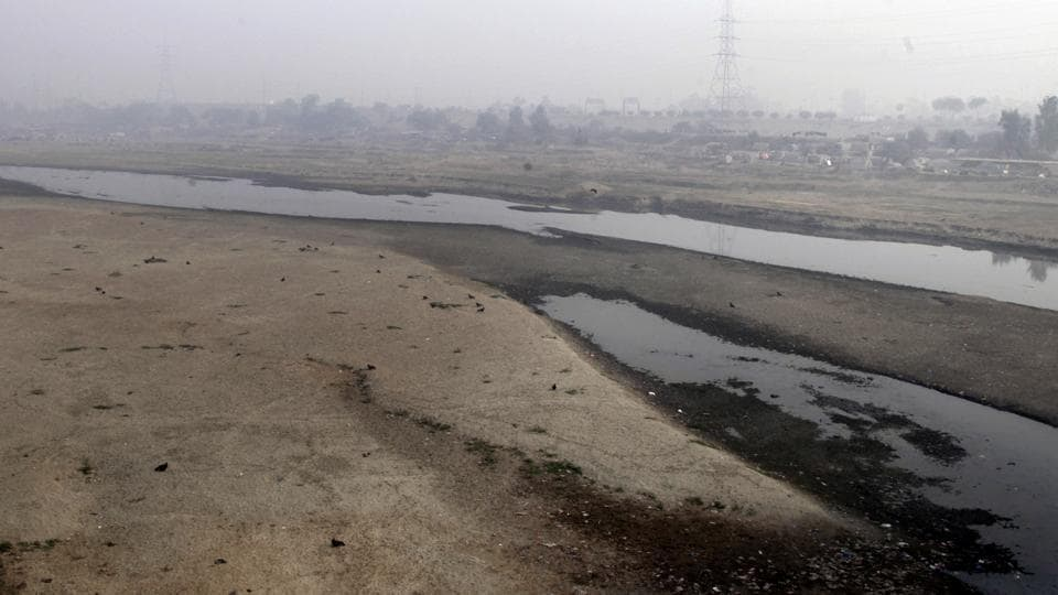 Under the Indus Water Treaty, India has exclusive rights to three Indus basin rivers, including the Ravi, which has virtually disappeared on the Pakistani side.