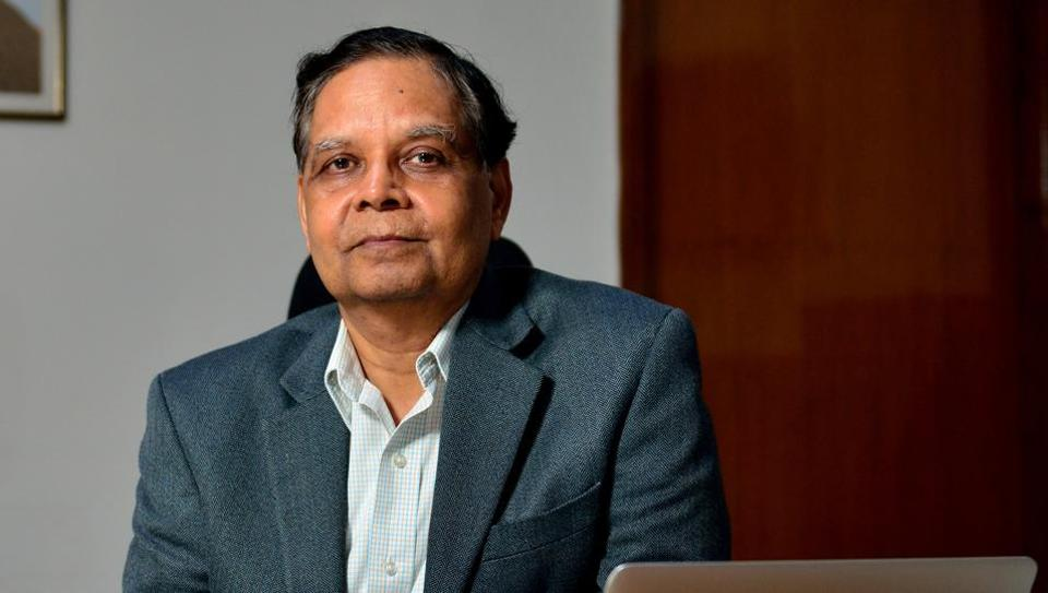 Economist Arvind Panagariya announced he was stepping down as the vice chairman of Niti Aayog to return to academics by September.