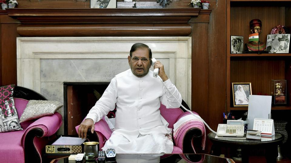 JD(U) leader Sharad Yadav has decided to hold a seminar against communalism in New Delhi on August 17, two days ahead of the JD(U) national executive meeting in Patna.