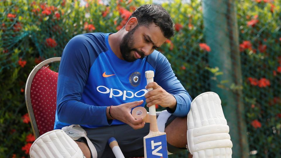 Rohit Sharma is part of the Indian cricket team touring Sri Lanka.