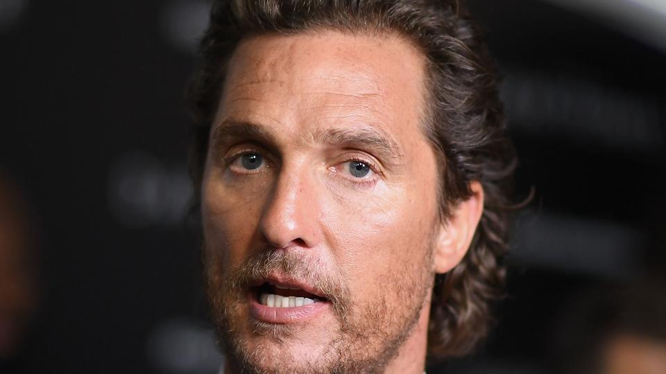 Matthew McConaughey,Sam Shepard,The Dark Tower