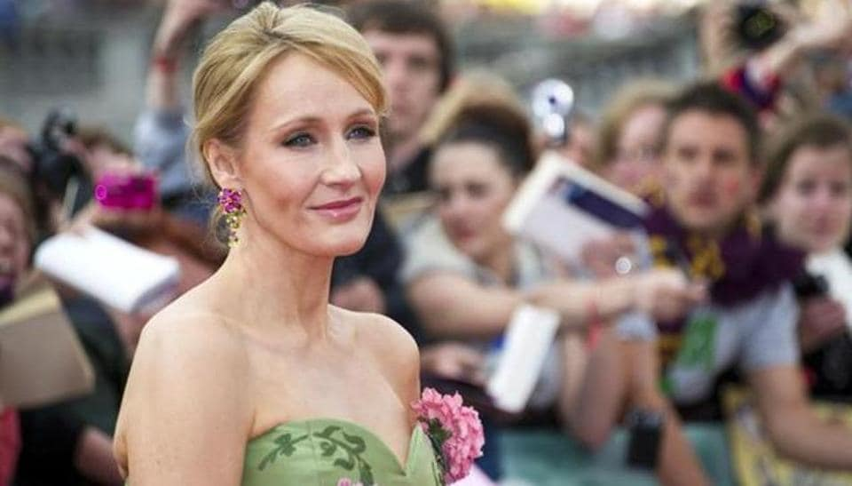 JKRowling has earned the top position on Forbe's list of the world's richest authors.
