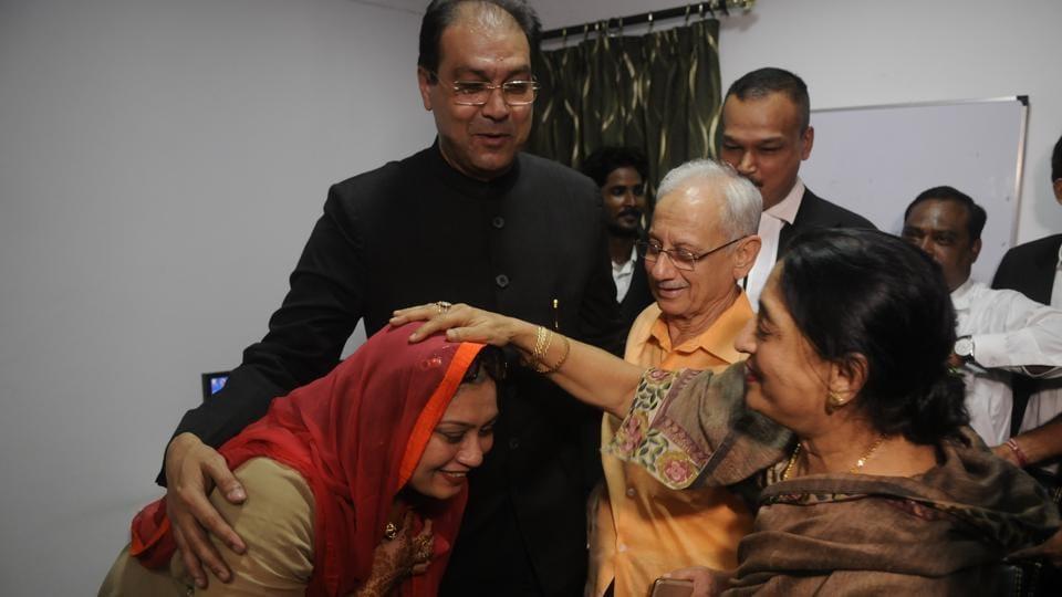 Mohsin Raza,BJP Minister,Muslim