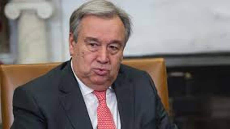 The UN chief will hold talks with Israeli leaders, travel to Ramallah to meet Palestinian leader Mahmud Abbas and to the Gaza Strip, where the United Nations runs a major Palestinian aid program.