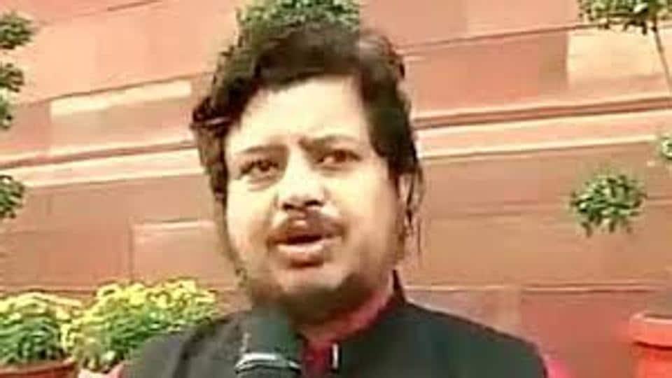 Ritabrata Banerjee, 38, has already made a mark as an  eloquent speaker in the Rajya Sabha.
