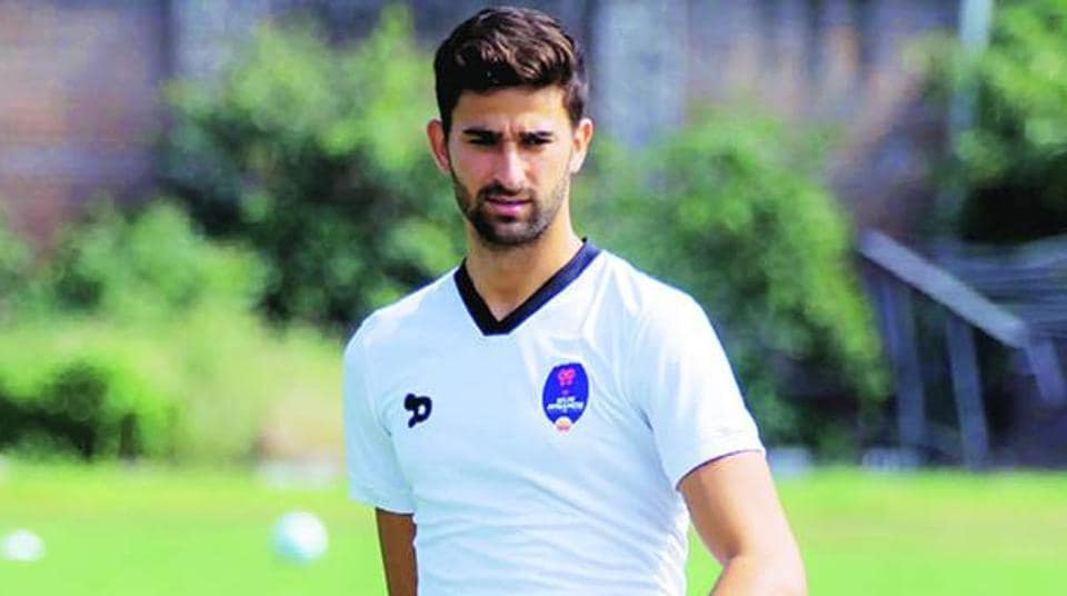 Marcos Tebar will represent FC Pune City in the Indian Super League 2017-18.