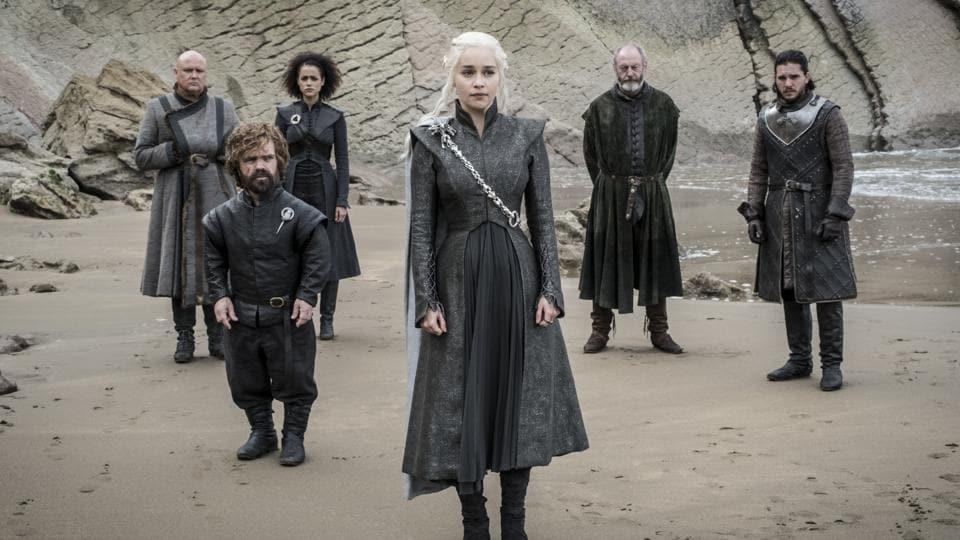 An image from episode 4 of Game of Thrones' seventh season. Star India confirmed that the leak originated from their side.