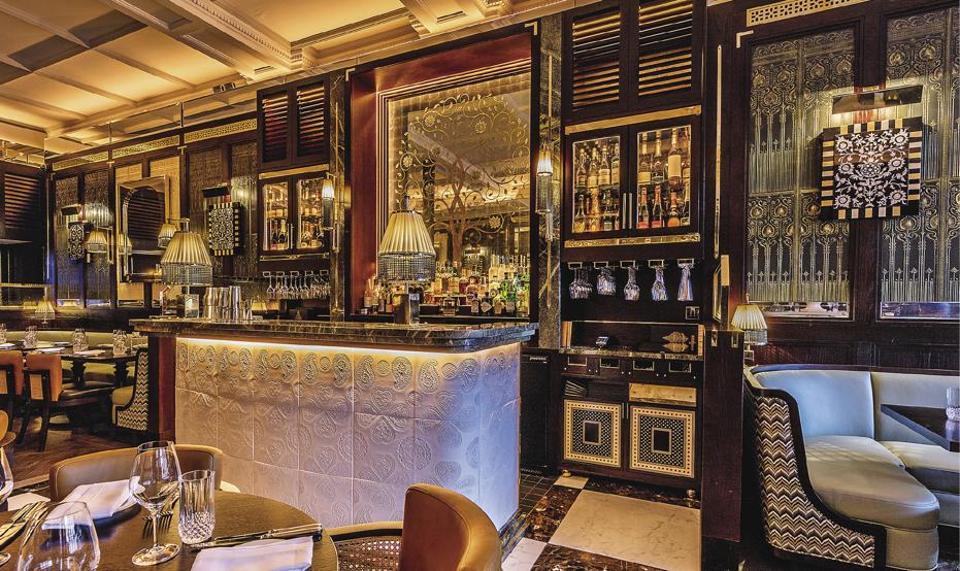 Jamavar is among the finest Indian restaurants in London