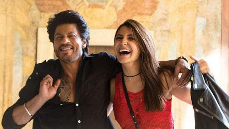 Jab Harry Met Sejal is Shah Rukh Khan and Anushka Sharma's third film together.