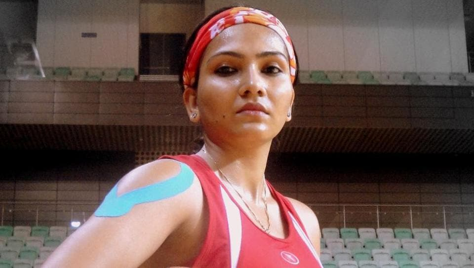 Prashanti Singh has been recommended for the Arjuna Award.