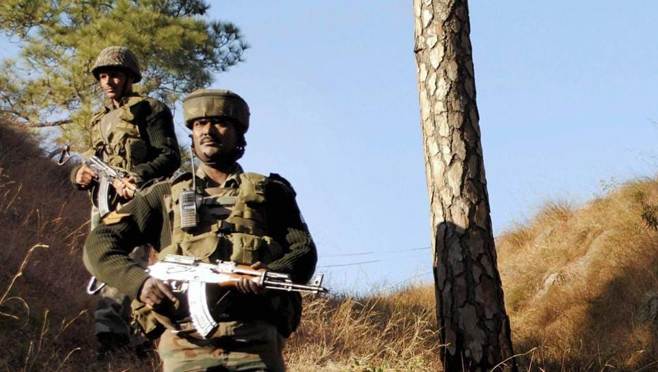 The government said 2017 has seen a sharp increase in ceasefire violations at the LoC by Pakistan.