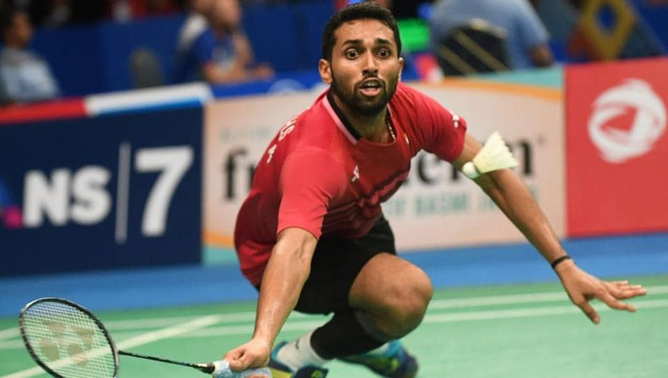 India's HS Prannoys lost 10-21 22-20 21-23 to Chinese Taipei's Lin Yu Hsien at the New Zealand Open.