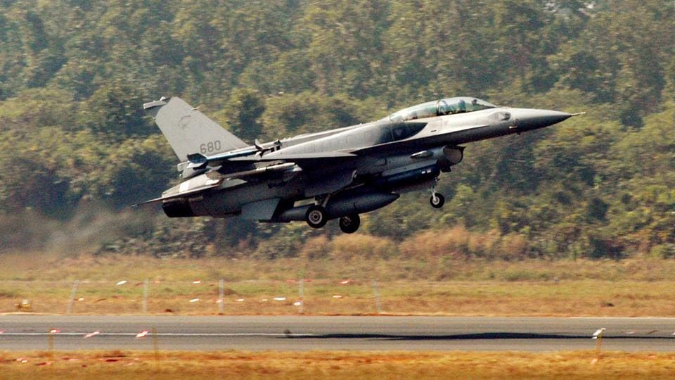 The minister was asked in the Rajya Sabha if India and the US have agreed for transfer of sophisticated technology and production of F-16 fighter jets under 'Make in India'.