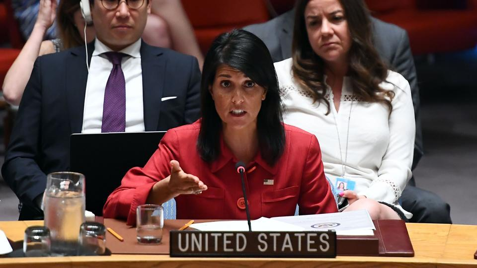 Nikki Haley to raise issue of India's Security Council membership at UN