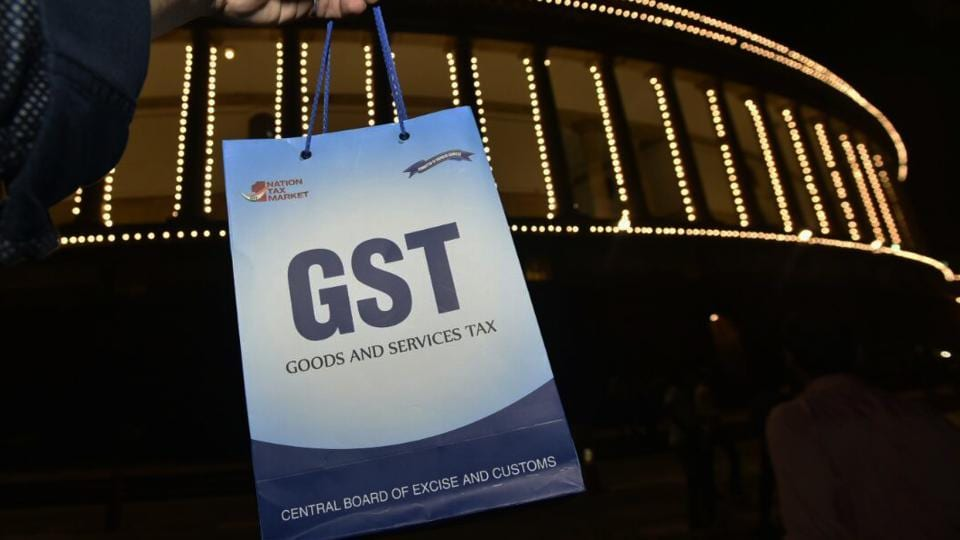 Goods and Services Tax was implemented from July 1.
