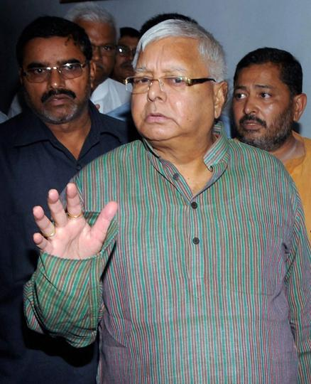 Lalu YAdav,Fodder scam,Nitish Kumar