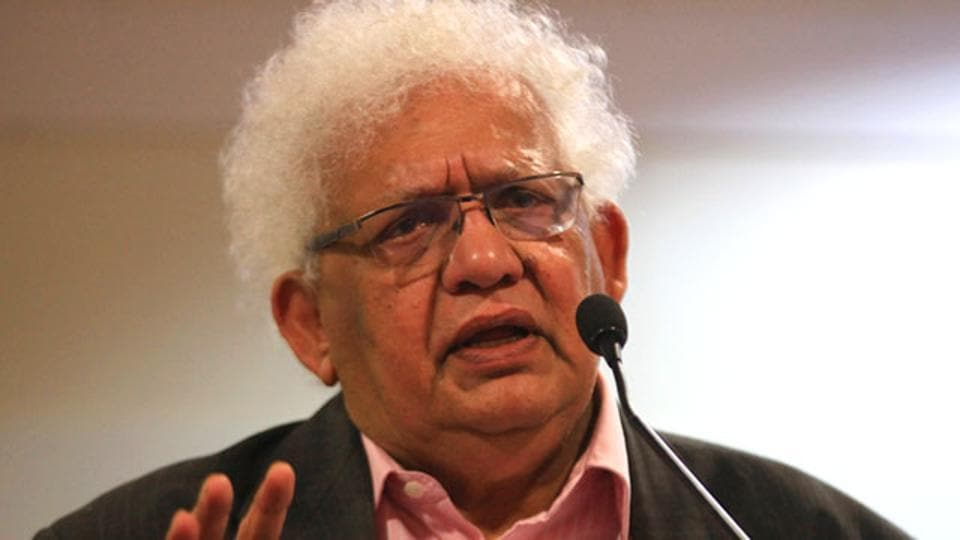 Meghnad Desai says if a war is to break out , it will see the US and India on one side and China on the other.