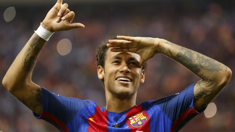 Neymar joined Paris Saint Germain from FC Barcelona.