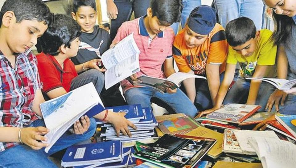 NCERT has developed an online portal that will allow schools and students to buy textbooks directly from it. (File Photo)