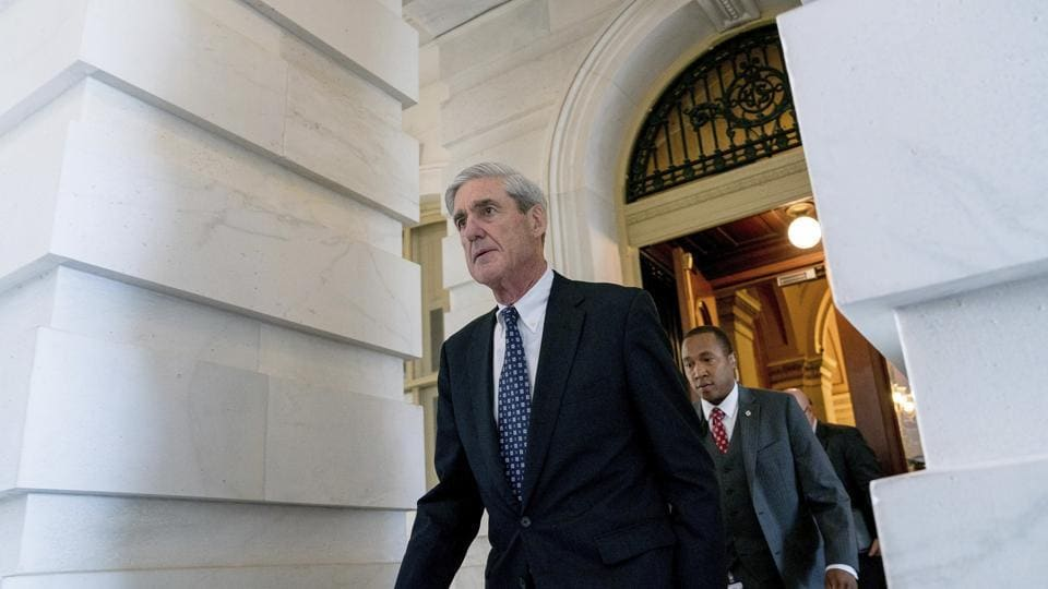 Robert Mueller,Special counsel,Trump Russia probe