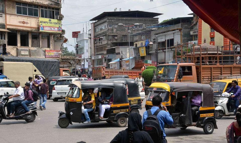 Mumbai,Dombivli,share auto