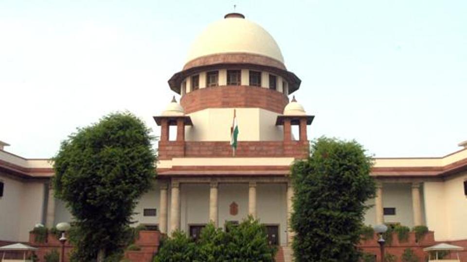 A file photo of the Supreme Court  in New Delhi.
