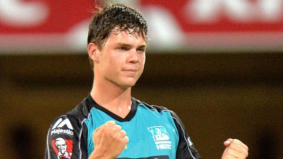 Mitchell Swepson was added to Australia's Test squad for their tour of Bangladesh.
