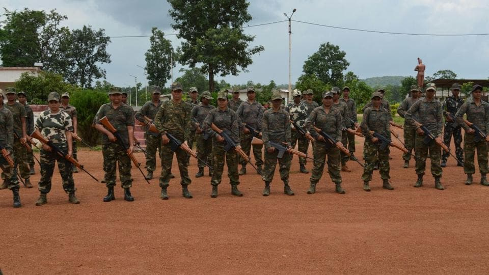 Bastar,Chhattisgarh,Maoists