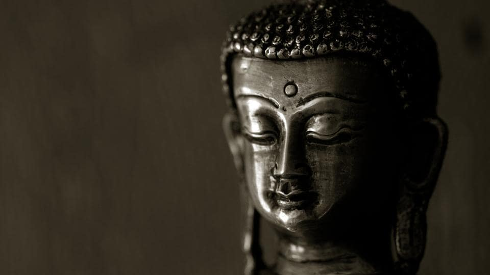 Mindfulness entails being aware of the present moment and accepting things as they are without judgment.