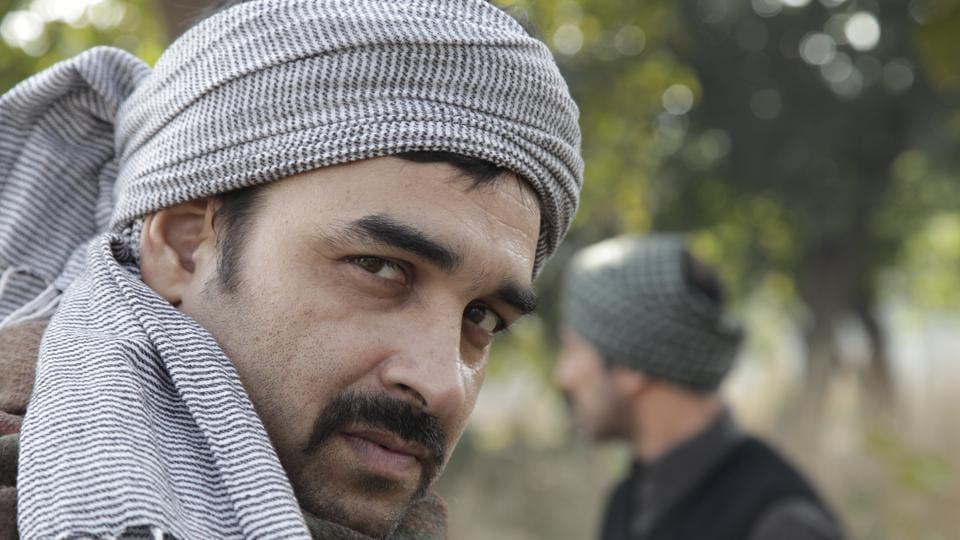 Actor Pankaj Tripathi plays Kehri Singh, a builder in the film Gurgaon