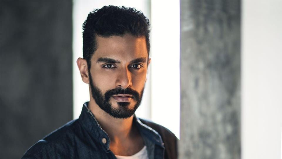 Actor Angad Bedi is full of praise for his co-star Salman Khan.