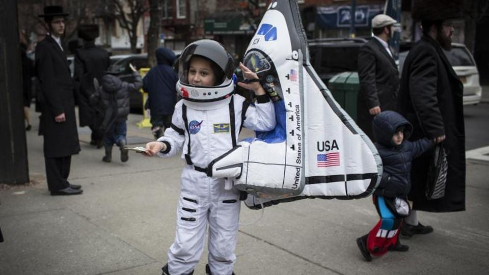 """Nine-year-old Jack Davis from New Jersey is a self-proclaimed """"Guardian of the Galaxy"""" and he reached out to NASA in a letter to express his interest in serving as the agency's Planetary Protection Officer."""