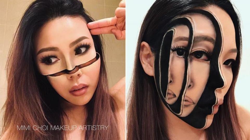 Make up,Viral news,Trending news