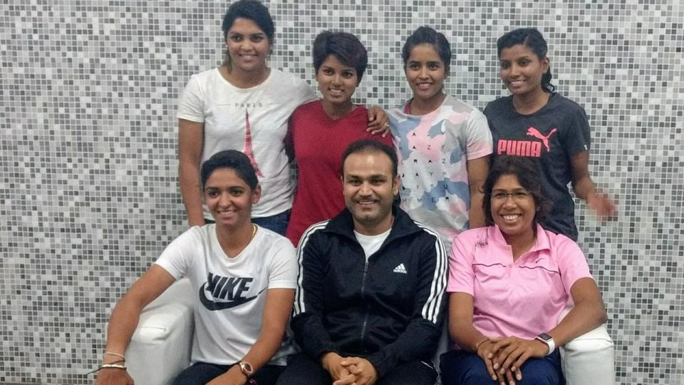indian women's cricket team,virender sehwag,women's cricket world cup
