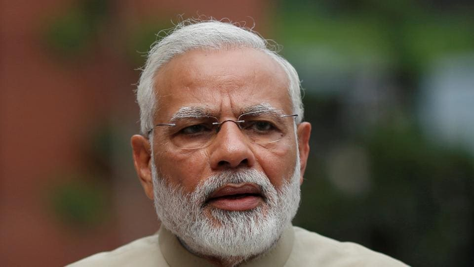 PM Narendra Modi said dialogue is the only way to cut through deep-rooted religious stereotypes.