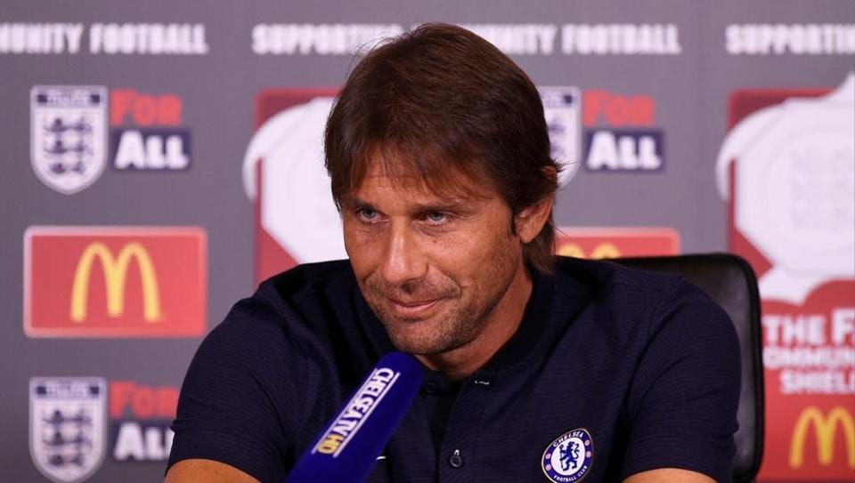 Chelsea manager Antonio Conte is bracing for a tough second season in England.