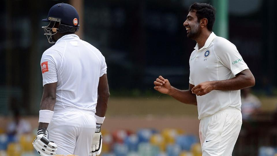 Ravichandran Ashwin was in his elements yet again, picking up his 26th five-wicket haul in Tests, overtaking Harbhajan Singh. (AFP)