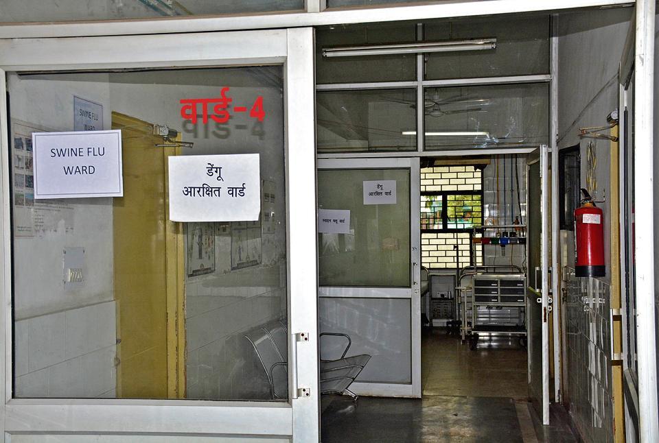 Swine Flu,GB Nagar,Ghaziabad