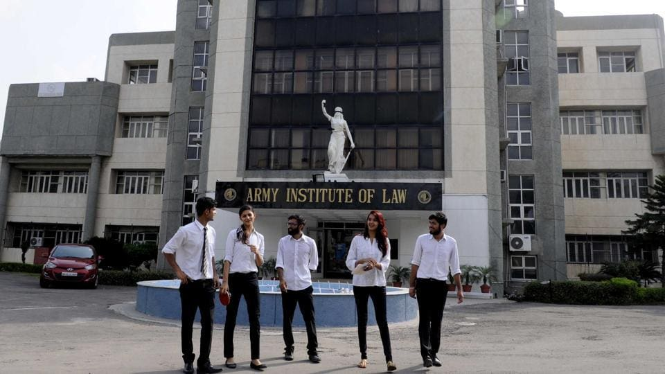Mohali markers,Army law institute,Army Institute of Law gives