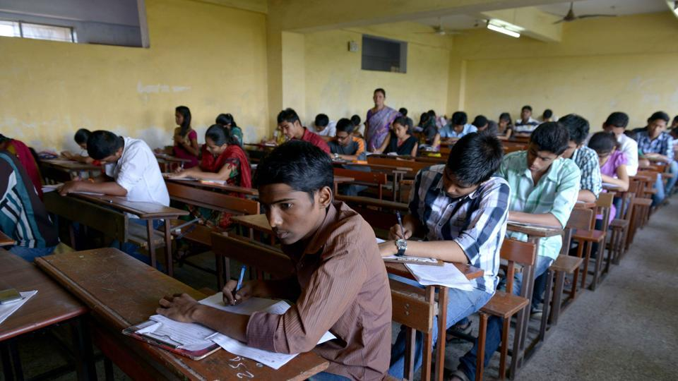 The Maharashtra government has banned schools in the state  from asking its students take  part in  competitive exams and talent searches by private companies.
