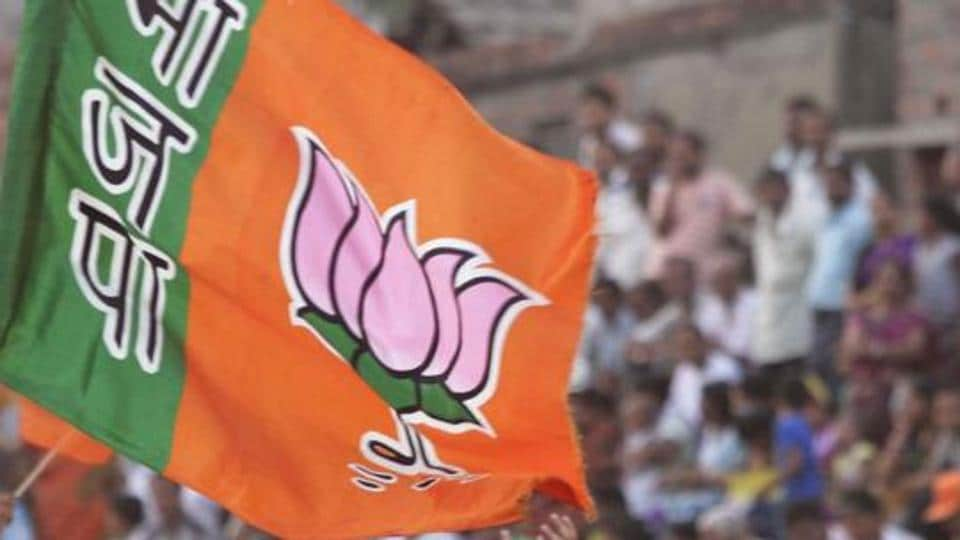 The BJP on Saturday suspended a Kerala district unit leader for threatening a  businessman who refused to give donation to the party