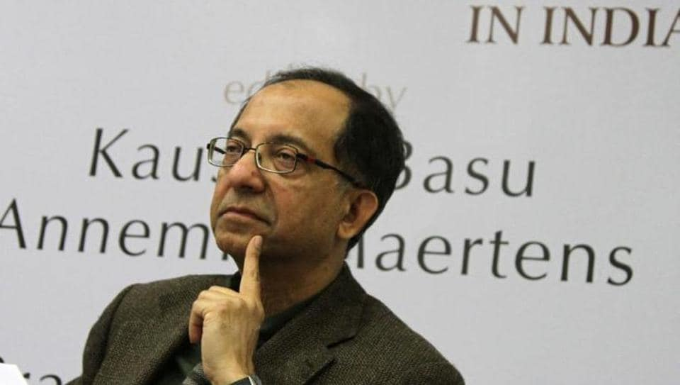File photo of former chief economic advisor Kaushik Basu.