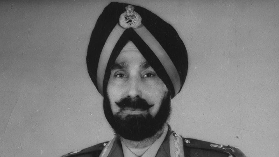 Lt Gen Harbaksh Singh