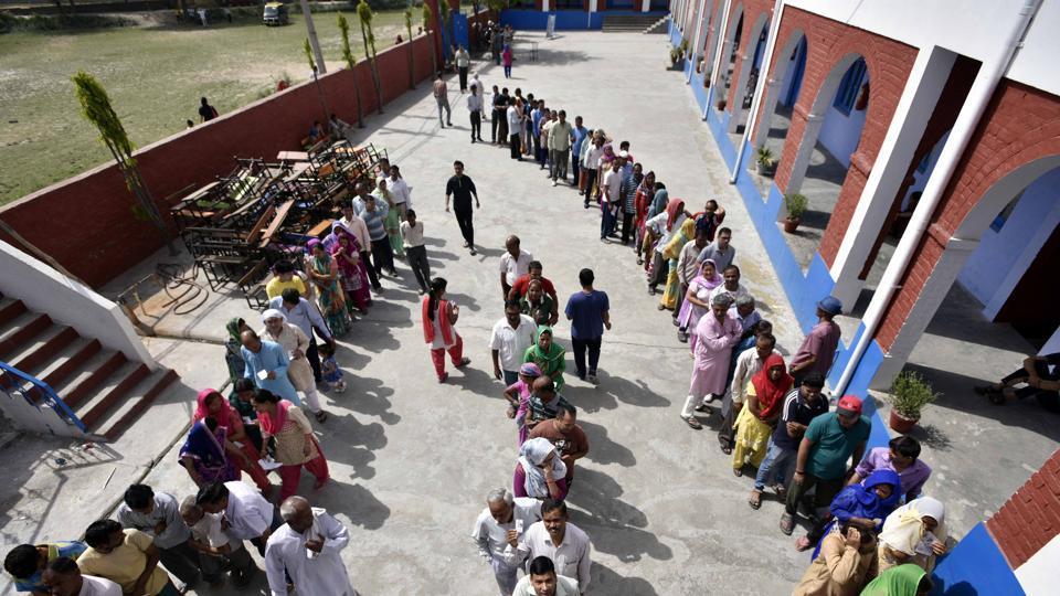 Madhya Pradesh,Polling booths,Madhya Pradesh State Election Commission
