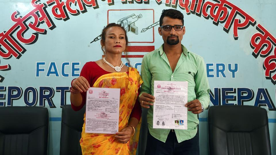 Nepal,Transgender,Transgender marriage