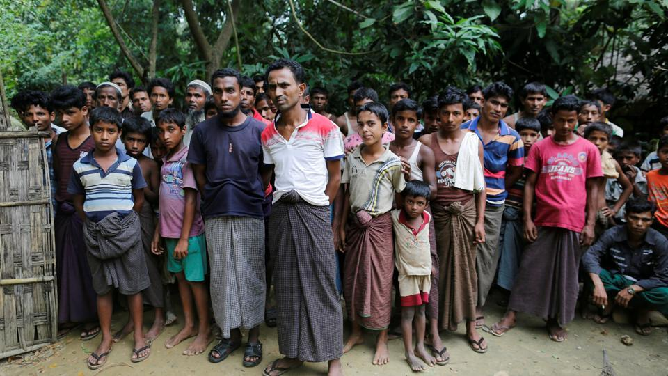 Nearly 200 people died and tens of thousands of people - mostly Rohingya Muslims - were displaced in 2012 in Rakhine state. Violence escalated there last year after attacks on border posts by Rohingya militants.