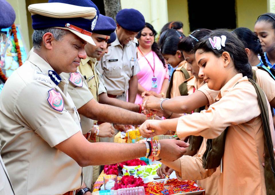 Rajasthan news,Raksha Bandhan,community outreach programme