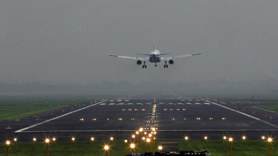 In India, air traffic grows at annual rate of 16%-18%.