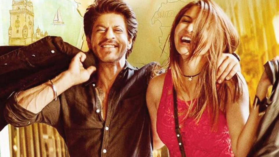 Shah Rukh Khan's return to romantic comedy is falling short of expectations.